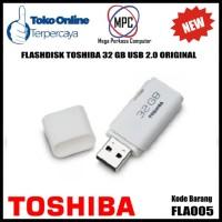 Flashdisk Toshiba 32 GB Usb 2.0 Resmi Original