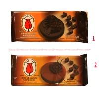 Tulip Dark Chocolate Compound 250gr Coklat Batangan