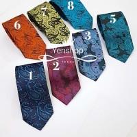 Dasi Panjang Long Tie motif Batik