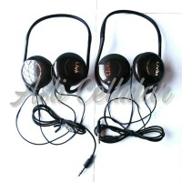 Headphone Sporty DJ Livin mega bass big surround for all hp