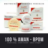 Liyoskin Cream Skin Care Whitening Remove Freckless