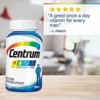 Centrum Men Multivitamin Multimineral Vitamin D3 200 Tablet