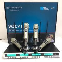 Mic Wireless Sennheiser SKM90004U SKM 9004U SKM 9004 U Jangkauan 100M