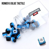 MECHANICAL KEYBOARD SWITCH ROMER-G TACTILE