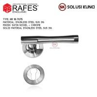 Handle Pintu RAFES Stainless Steel SUS 316 / No Karat! (HR 18-7075)