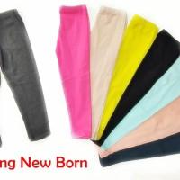 Paket Legging Anak New Born 3pcs Only 35rb