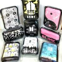 HPO / hardcase pencil organizer / smigel korea BTS - black pink