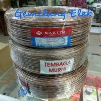 kabel speaker /audio MAKITA 2X80 100M