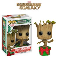 Funko POP! Marvel Guardian Of The Galaxy - Holiday Dancing Groot #101