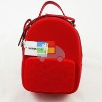 Tas Wanita Miniso / The Water Cube Silicone Daypack Bag (Jelly Bag) -
