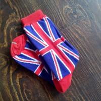 kaos kaki/socks england flag