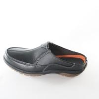 exafor GSL 04 sepatu formil pria hitam murah original