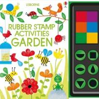 Rubber stamp activities garden-Usborne