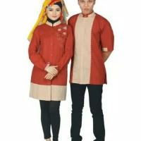 Busana Pasangan Muslim Raindoz RGS 021+RGS 020
