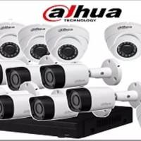Paket CCTV Kamera Dahua 16 Channel Full HD Lengkap