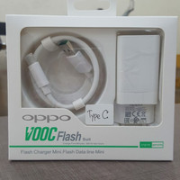 Charger Oppo Vooc AK779 USB Type C Fast Charging Original 100%