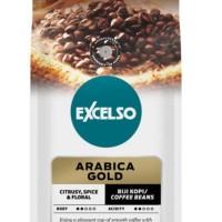 Kopi excelso arabica gold biji