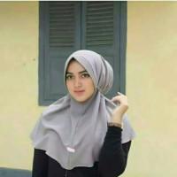 TERMURAH JILBAB INSTAN KHIMAR BERGO/Hijab Instan Khimar Bergo/Kerudung