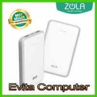 Power Bank Zola International Mini 10000 mAh Real Capacity