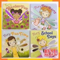 Fairy set books - board book - buku import anak