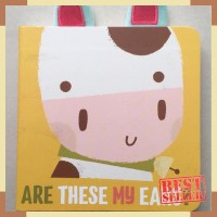 Cow Are these my ears yoyo books - buku import anak