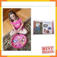 toys storage bag / tas mainan /tas lego / kantong mainan