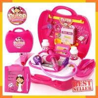 Mainan pretend salon - mainan suster - mainan anak perempuan