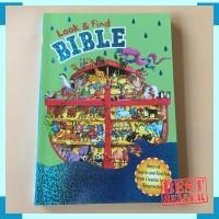 look & find bible - activity book - buku agama anak