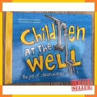 children at the well - buku import anak