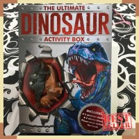 The ultimate dinosaur activity box by igloobooks