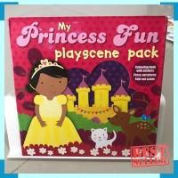 My princess fun play-scene pack - activity book