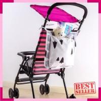 Gantungan stroller - gantungan kereta bayi atau ranjang bayi-