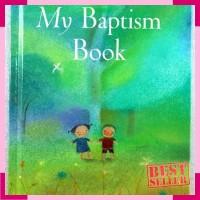 My baptism book - buku kristen anak