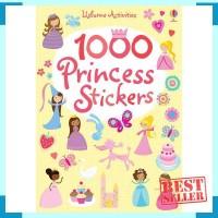 usborne activity book - princess theme book - tema princess - buku
