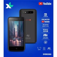 HP Xtream 1 (evercross s45) gratis youtube setahun