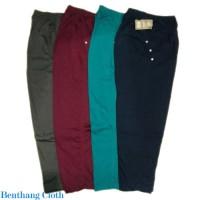Celana Panjang Wanita Katun Stretch Berkualitas