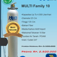 Filter Air MULTI Type Family 10