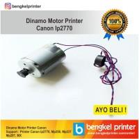 Dinamo Motor Samping Printer Canon Ip2770 Mp258 Mp237 Mp287 DC12V
