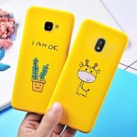 Cute Hardcase Samsung Galaxy J3 Pro 2017 Baby Skin Case Slim Candy