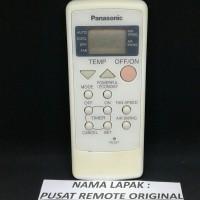 REMOTE REMOT AC PANASONIC NATIONAL ORGANIX TIPE LAMA ORIGINAL ASLI