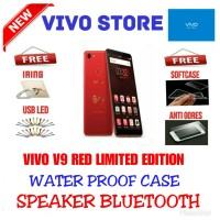 VIVO V9 4/64 RED LIMITED EDITION GARANSI RESMI VIVO INDONESIA