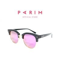 Parim / Kacamata Hitam Pria / Sunglasses / Hitam Ungu / 11019-B1