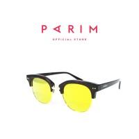 Parim / Kacamata Hitam Pria / Sunglasses / Hitam Emas / 11019-T1