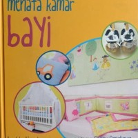 Buku Desain Interior Menata Kamar Bayi Anak Hardcover