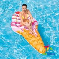 INTEX Floaties Ban Pelampung Renang Anak/Dewasa | Ice Cream Mat