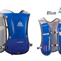AONIJIE Hydration Backpack E913 Trail Marathon Running Hash - BLUE