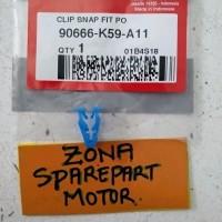 Clip Snap Fit Honda AHM