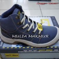 Sepatu Safety Jogger Desert S1P Blue (Utk size 45 & 46)