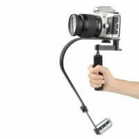 Stabilizer Kamera for GoPro / DSLR / Smartphone - Black