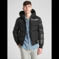 Jaket Pria Musim Dingin GAP Original, cocok untuk musim dingin dll
